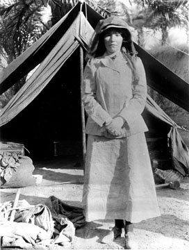 By Unknown - picture copied from the Gertrude Bell Archive [1], Public Domain, https://commons.wikimedia.org/w/index.php?curid=1178123